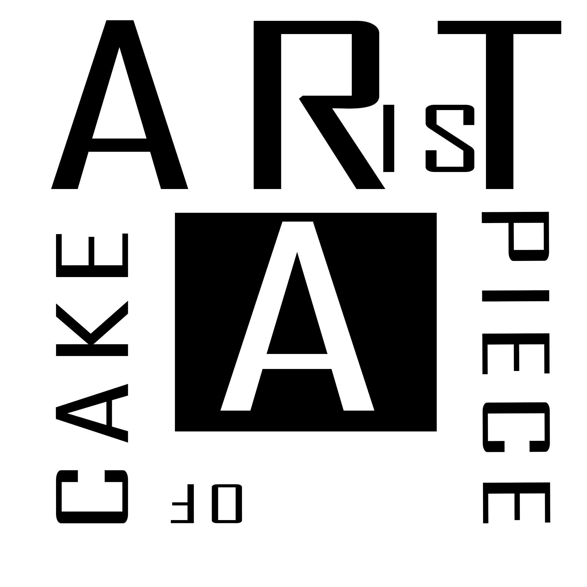 Art is a Piece of Cake