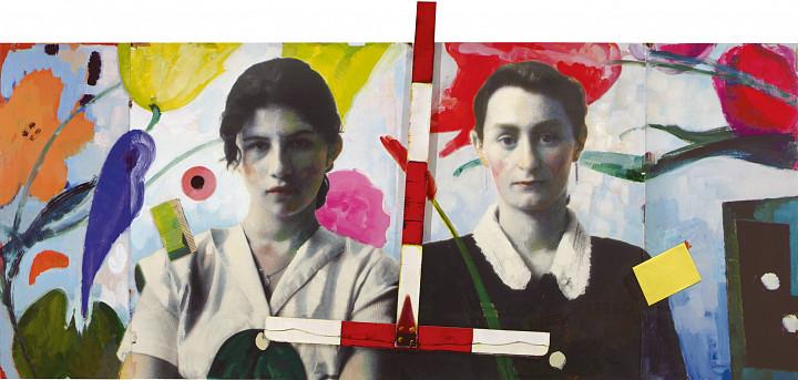 Xenia Hausner Das weibliche Mass von 2003
